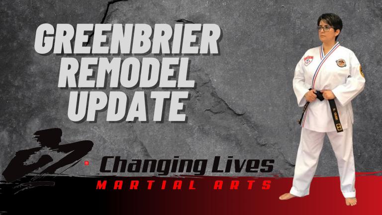 Greenbrier Remodel Instructor Posing